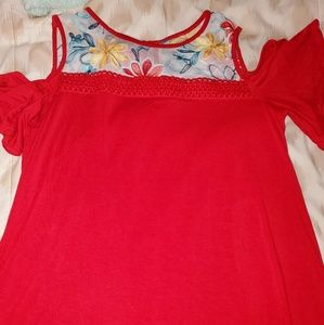 Red AGB Dress
